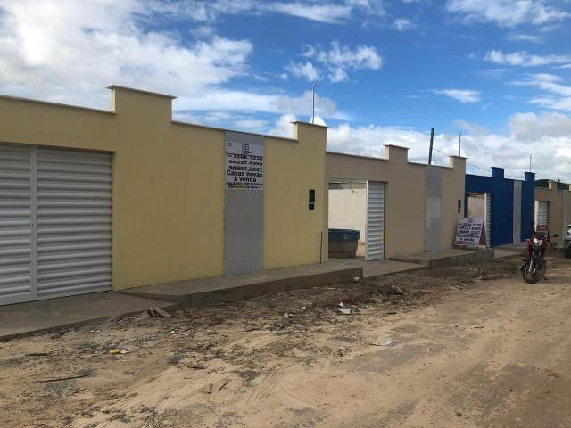 Vendo casas (novas) no La Belle Park Maiobão, (ITBI e Cartório Gratis)