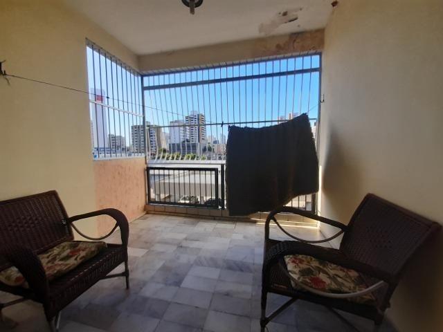 Aldeota - Apartamento 129m² com 3 quartos e 2 vagas - Foto 10