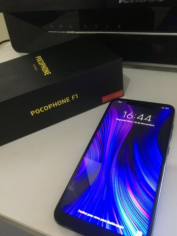 Smartphone Xiaomi Pocophone F1 64gb ROM 6gb RAM