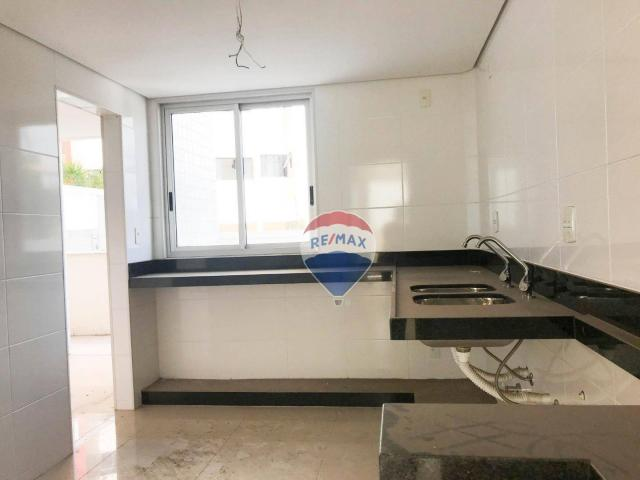 Apartamento garden com 4 dormitórios à venda, 130 m² por r$ 750.000,00 - buritis - belo ho - Foto 8