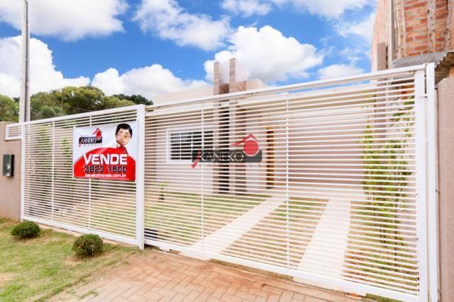8287 | casa à venda com 3 quartos em boqueirão, guarapuava - Foto 2