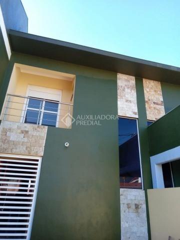 Casa à venda com 2 dormitórios em Igara, Canoas cod:306275