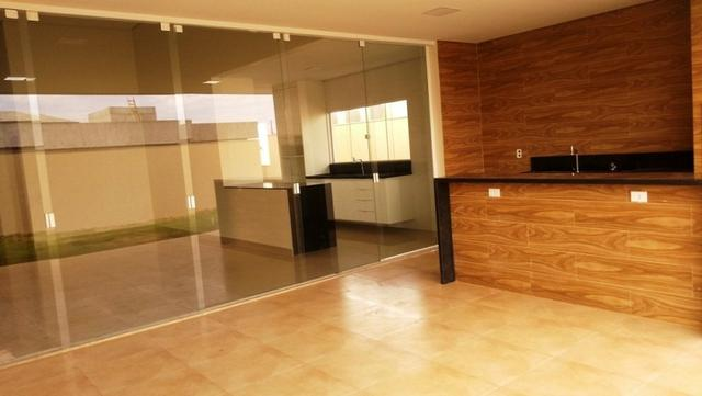 Samuel Pereira oferece: Casa 3 Suites Moderna Armários Churrasqueira Sobradinho CABV - Foto 11