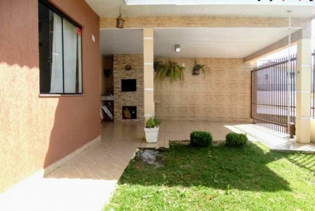 8287   casa à venda com 4 quartos em santa cruz, guarapuava - Foto 3