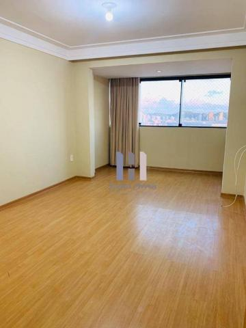 Apartamento com 3 dormitórios para alugar, 101 m² por r$ 2.800,00 - alecrim - natal/rn