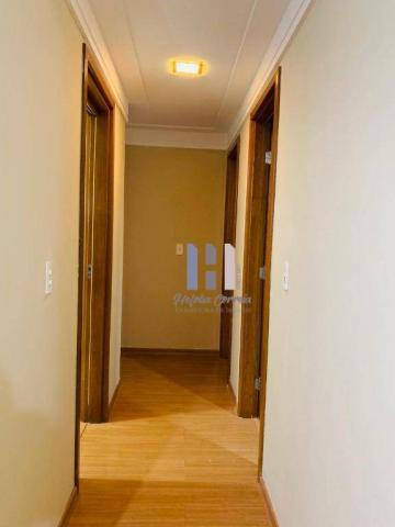 Apartamento com 3 dormitórios para alugar, 101 m² por r$ 2.800,00 - alecrim - natal/rn - Foto 4