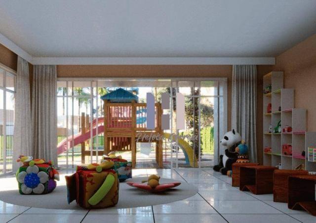 Apartamento com 2 dormitórios à venda, 48 m² por R$ 148.000 - Pium (Distrito Litoral) - Pa - Foto 6