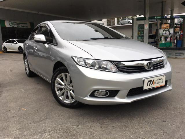 Civic LXR 2.0 Aut. Flex 2014
