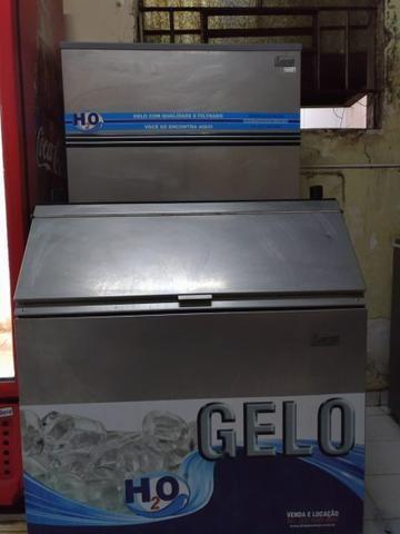 Máquina de gelo - Foto 3