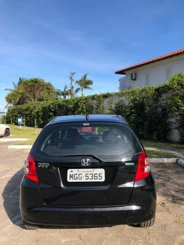 Honda Fit Lxl 1.4 Flex Automático 2009-2009 - Foto 2