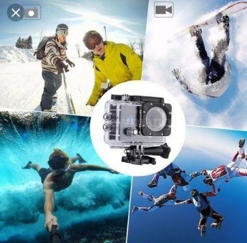 Câmera sport 4k