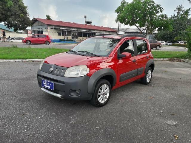 Fiat Uno Way 2012 1.0 COMPLETO SO COM WELINGTON - Foto 4