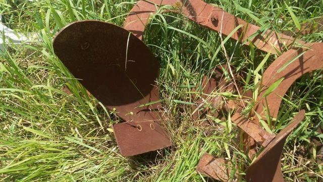 Arado reversível - Foto 2