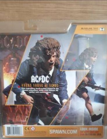 Action figure Angus Young - AC/DC Mcfarlane Toys - Foto 3