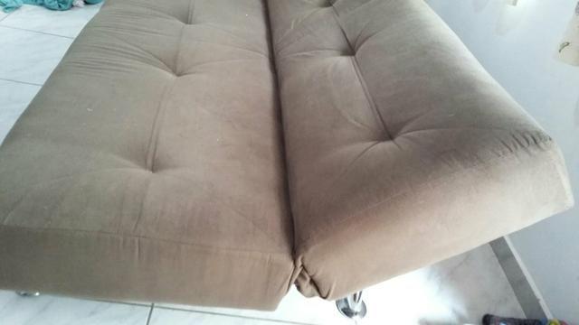 Vende -se um sofá cama retrátil - Foto 3