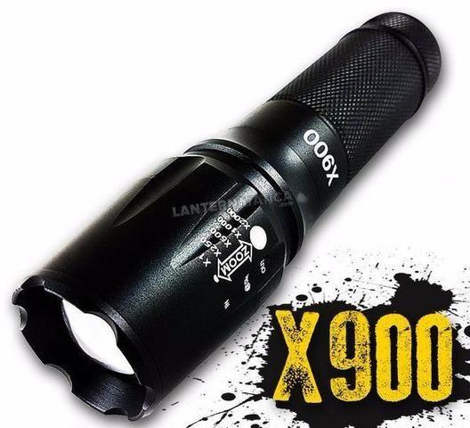 Lanterna Tática Militar X900 - Foto 4