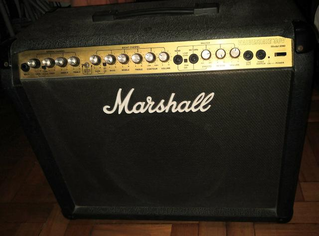 Amplificador de guitarra Marshall Valvestate 8080