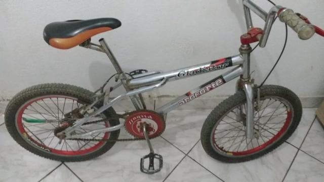 Bicicleta Cross