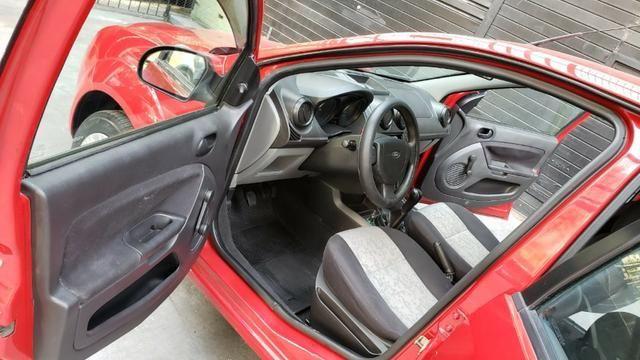Ford Fiesta Sedan 2008 Flex - Foto 12