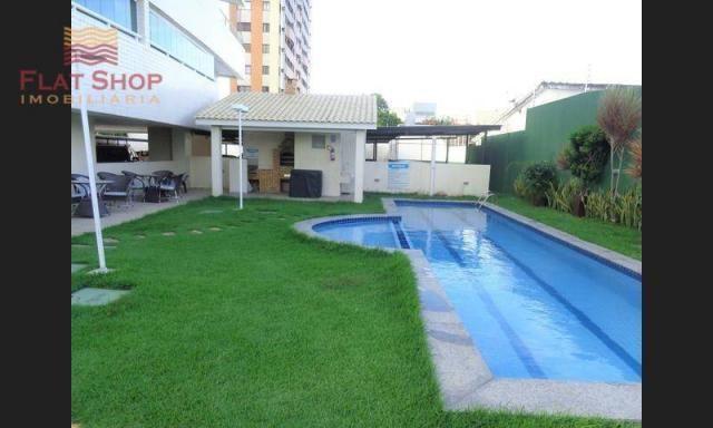 Apartamento com 3 dormitórios à venda, fortaleza/ce - Foto 6
