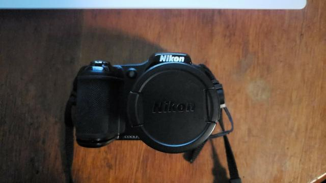 Camera Nikon copix L820