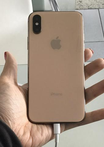 IPhone XS 64gb dourado - Foto 2