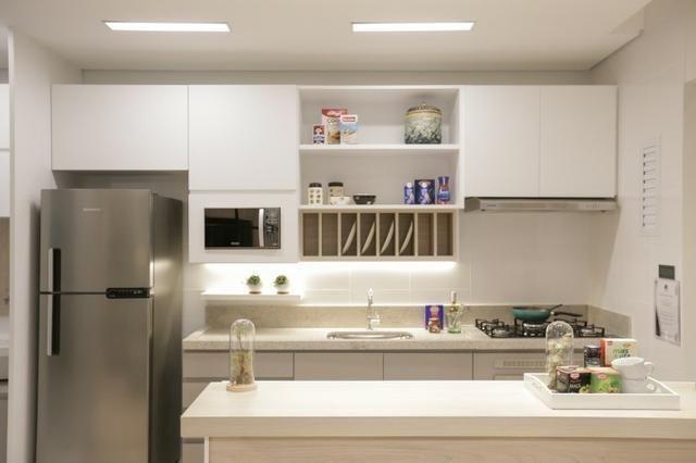 Apartamento com 2 dormitórios à venda, 64 m² por R$ 300.994 - Setor Bueno - Goiânia/GO - Foto 2