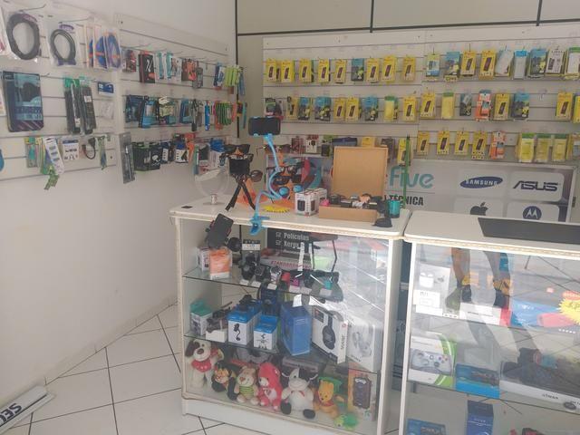 Vendo loja de assistência e acessórios de celular