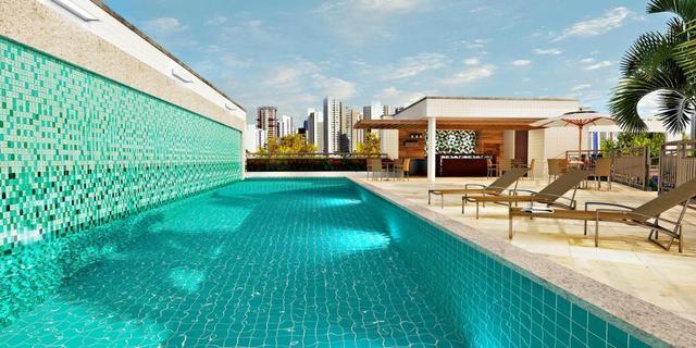 Vendo apartamento no Cocó com 123 m², 3 suítes e 3 vagas na garagem - Foto 16