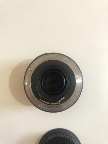 Lente Cânon EF 50mm - Foto 2