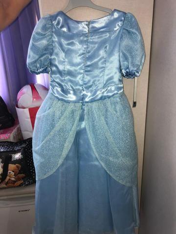 Vestido luxo Cinderela - Foto 4