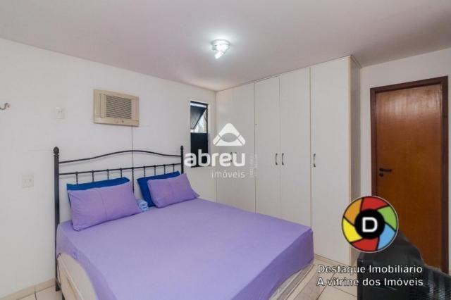 Apartamento com 3 quartos no condimínio costa d´ouro no barro vermelho - Foto 4