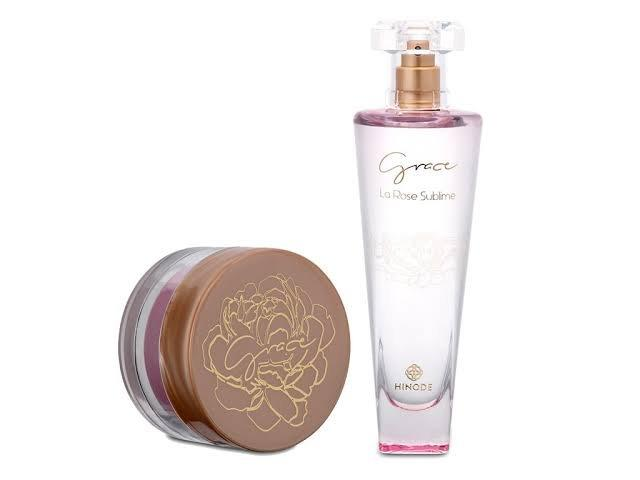 Grace Hinode Perfume Feminino - Foto 5