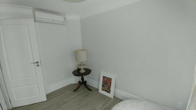 Apartamento bem mobiliado de 3 dormitórios no Centro de Florianópolis - SC - Foto 15