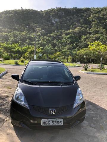 Honda Fit Lxl 1.4 Flex Automático 2009-2009 - Foto 4