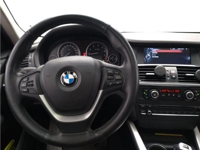 Bmw X3 2.0 20i 4x4 16v gasolina 4p automático - Foto 13