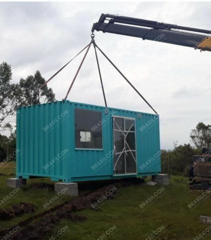 Kitnet Rústica em Container - Foto 6