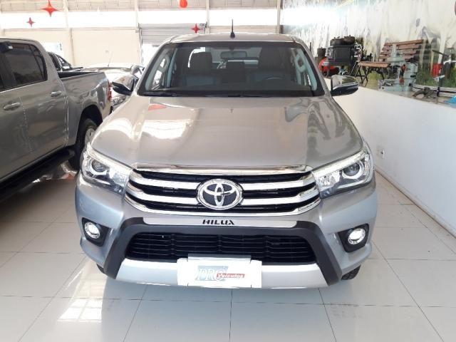 Toyota Hilux Cabine Dupla SRX 4P
