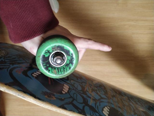 Skate Completo - Ótimas peças!!!