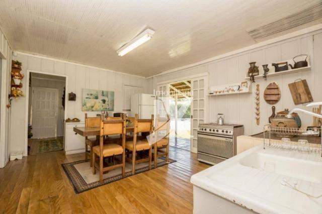 Chácara com 1 dormitório à venda, 60500 m² por r$ 599.000,00 - centro - colombo/pr - Foto 10