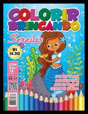 Livros para colorir varejo e atacado - Foto 4