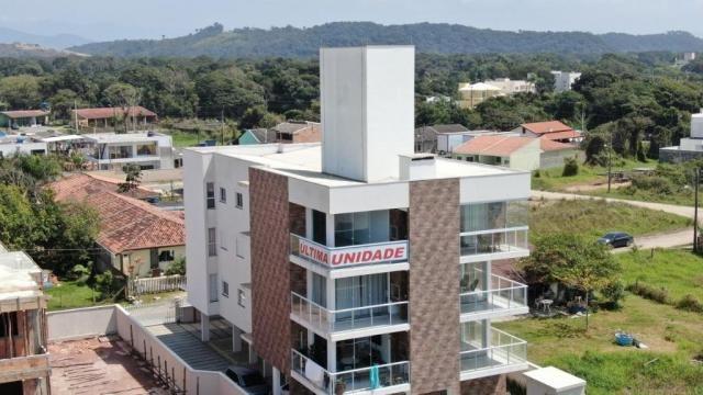 Cobertura com 3 dormitórios à venda, 125 m² por r$ 480.000 - rio gracioso - itapoá/sc - Foto 2