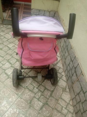 Carrinho de bebe dardara - Foto 2