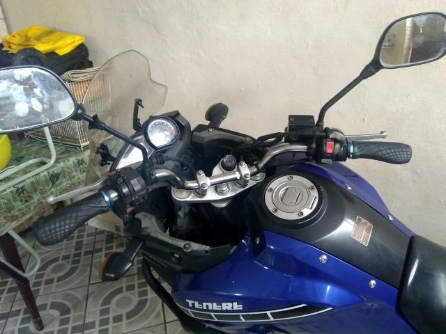 Moto Teneré 250 2014 - Foto 2
