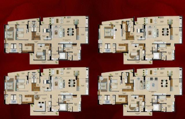(HN) TR 12846 - Maison Bartelle na Aldeota com 205m² - 4 suítes - 4 vagas - - Foto 6