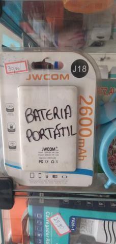 Vendo carregadores portáteis, tenho de R$ 30,00 até 139,90 - Foto 2