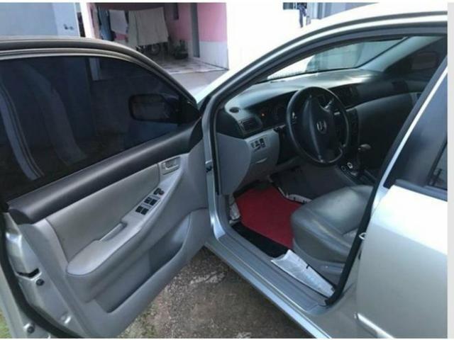 Corolla 1.8 2008 Automático - Foto 5
