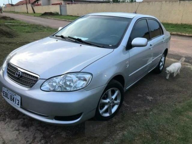 Corolla 1.8 2008 Automático