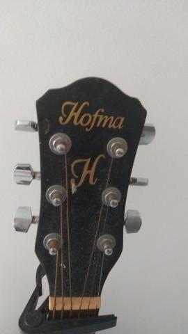 Violão Hofma semi novo - Foto 4