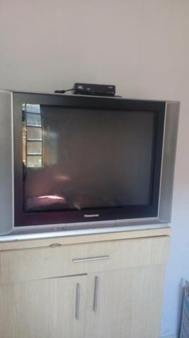 Televisão 29 polegada tela plana ,tubo, zera!! - Foto 4